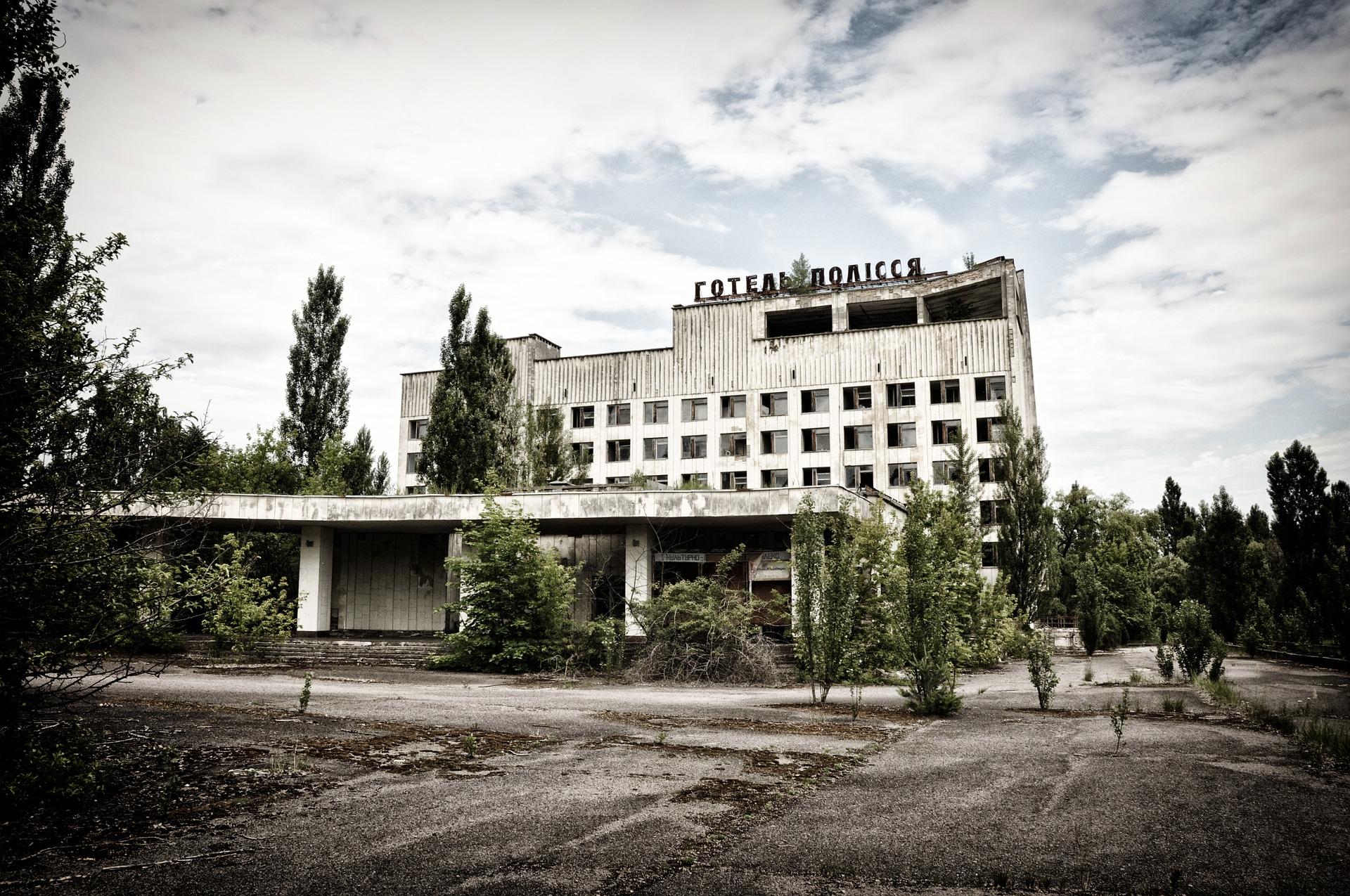 PlayStation rozrobyť proekt interaktyvnoї podoroži Čornobylem