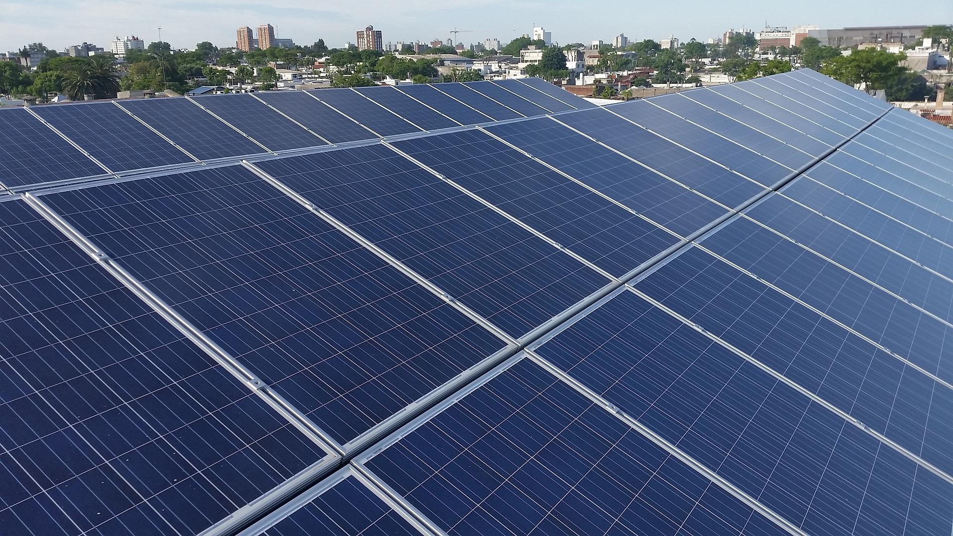 На Кропивниччині відкрили сонячну електростанцію на 2 МВт