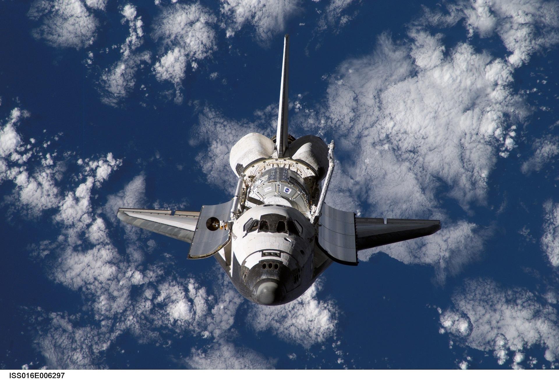 Перший приватний космоліт готується до польотів