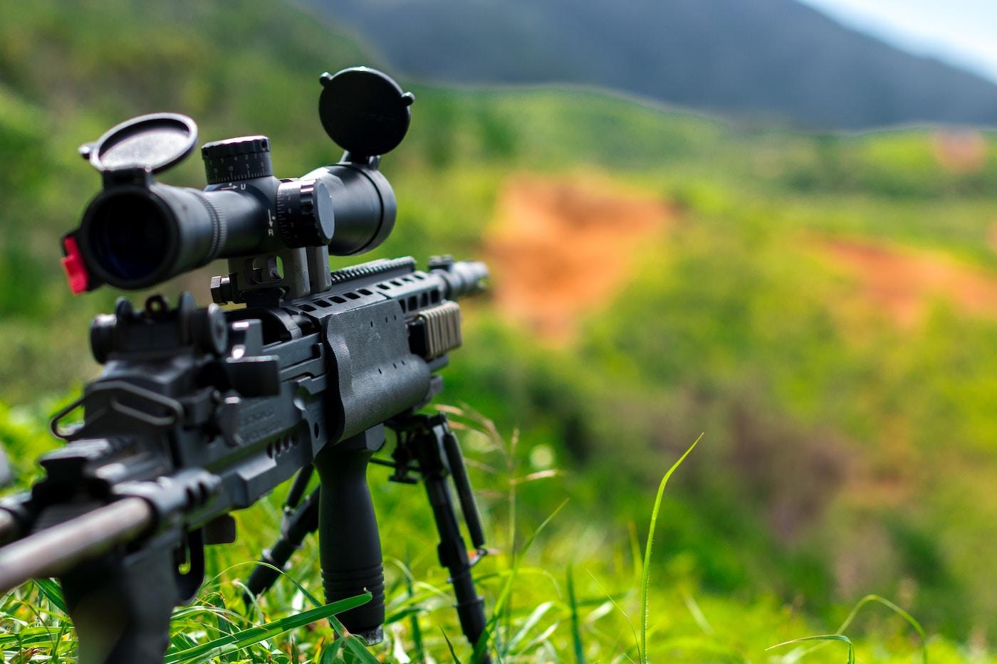 Американська компанія представила дрона-стрільця для армій світу
