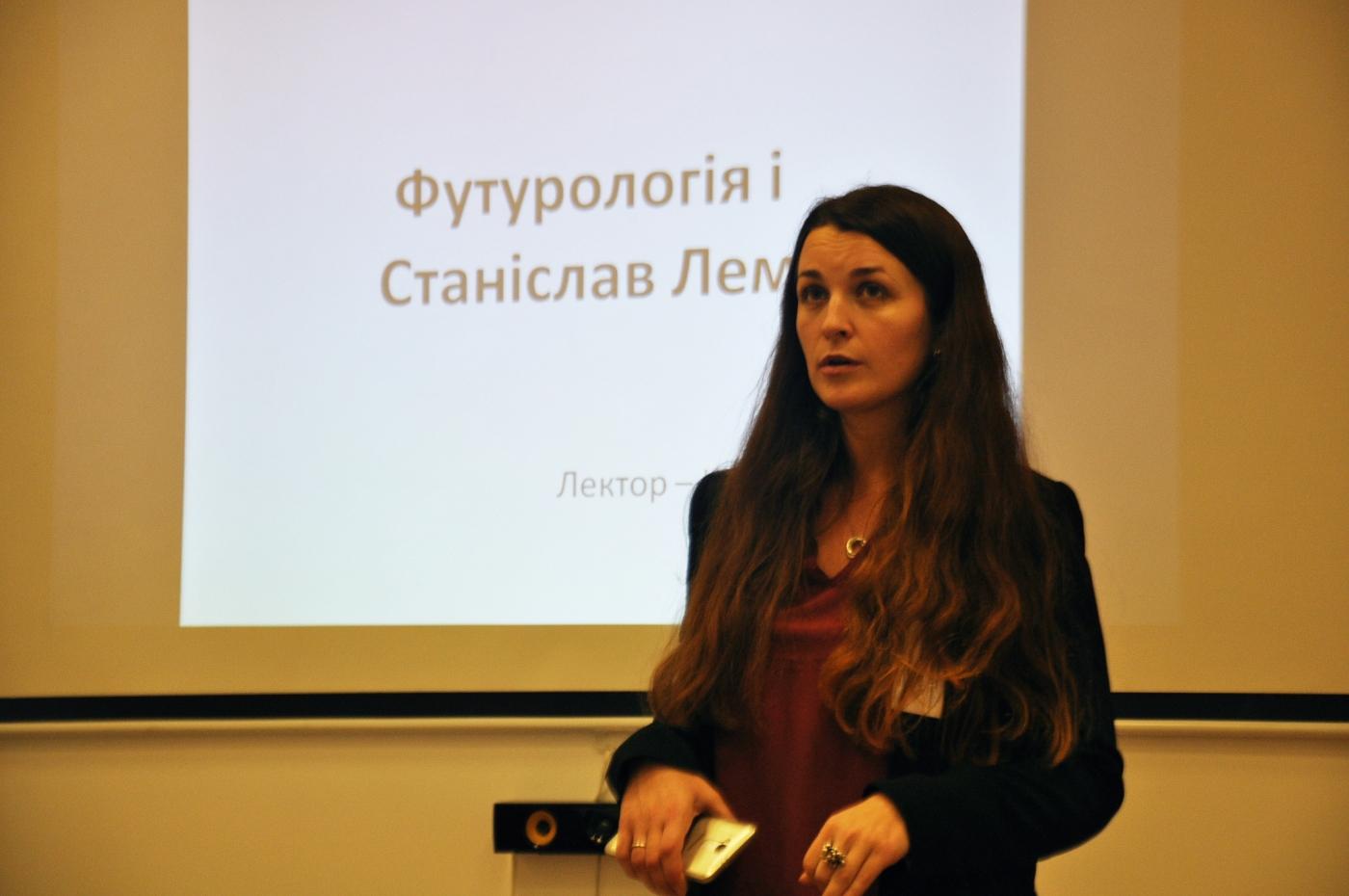 Ольга Муха, PEN Конгрес: «Можемо навчитися чути іншого, і тоді почують нас»