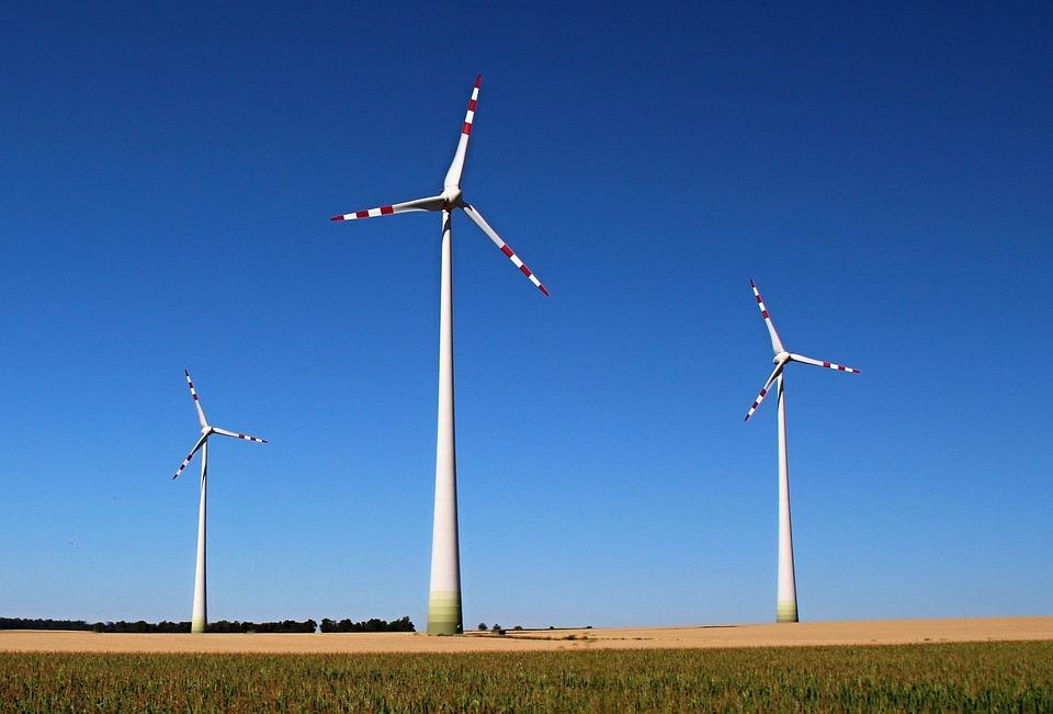 У Нідерландах до 2020 року аеропорти перейдуть на енергію вітру