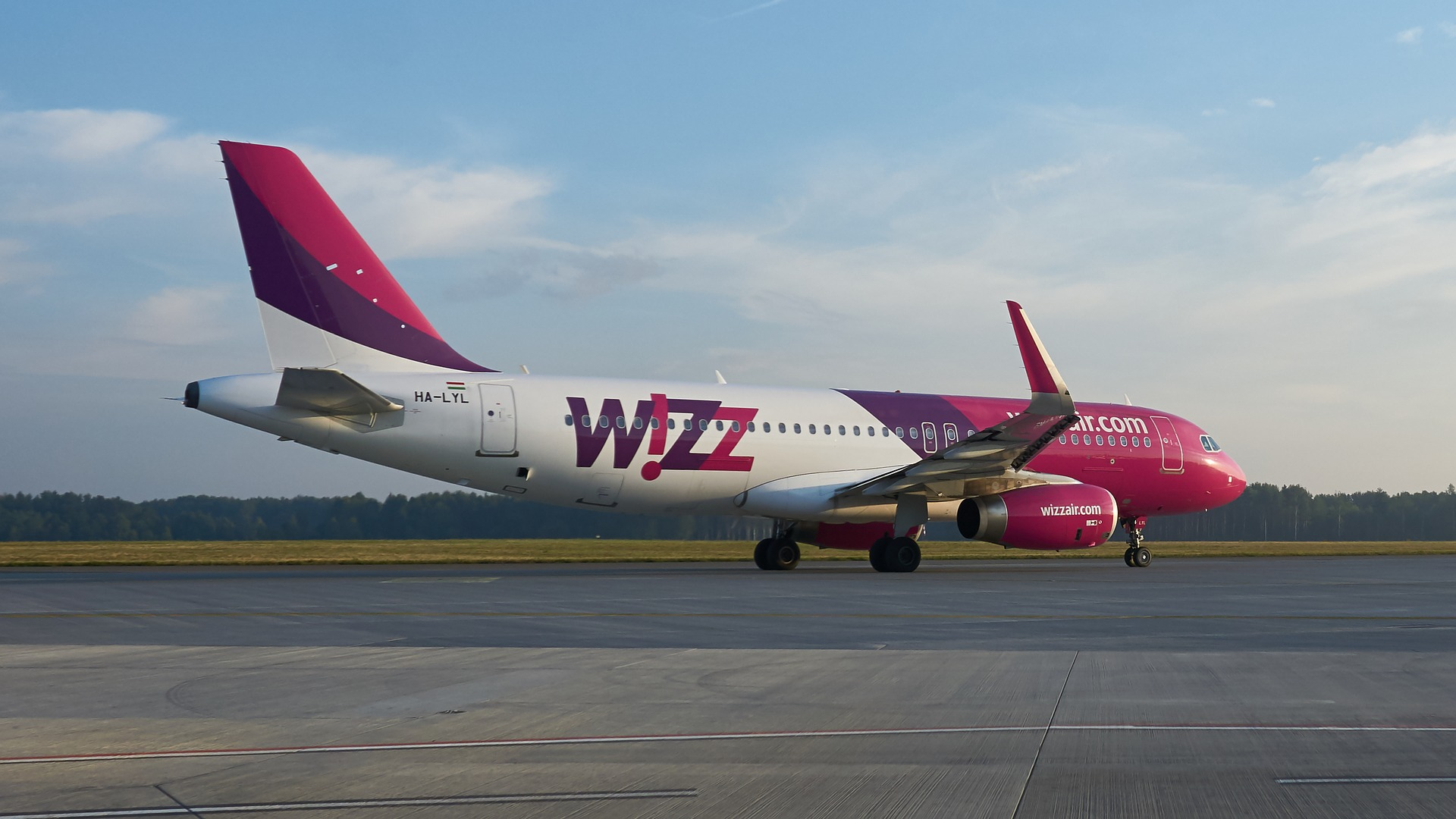 WizzAir вдвічі збільшить кількість місць в Україні