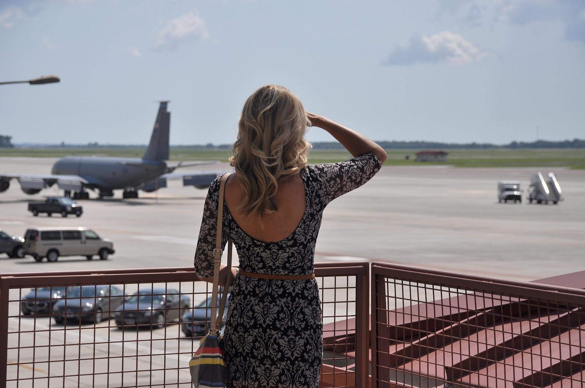 Ukraїnśki aviakompaniї zbiľšyly pasažyrśki perevezennja