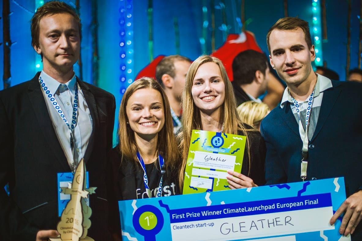 Три українські еко-стартапи поїдуть на фінал ClimateLaunchpad