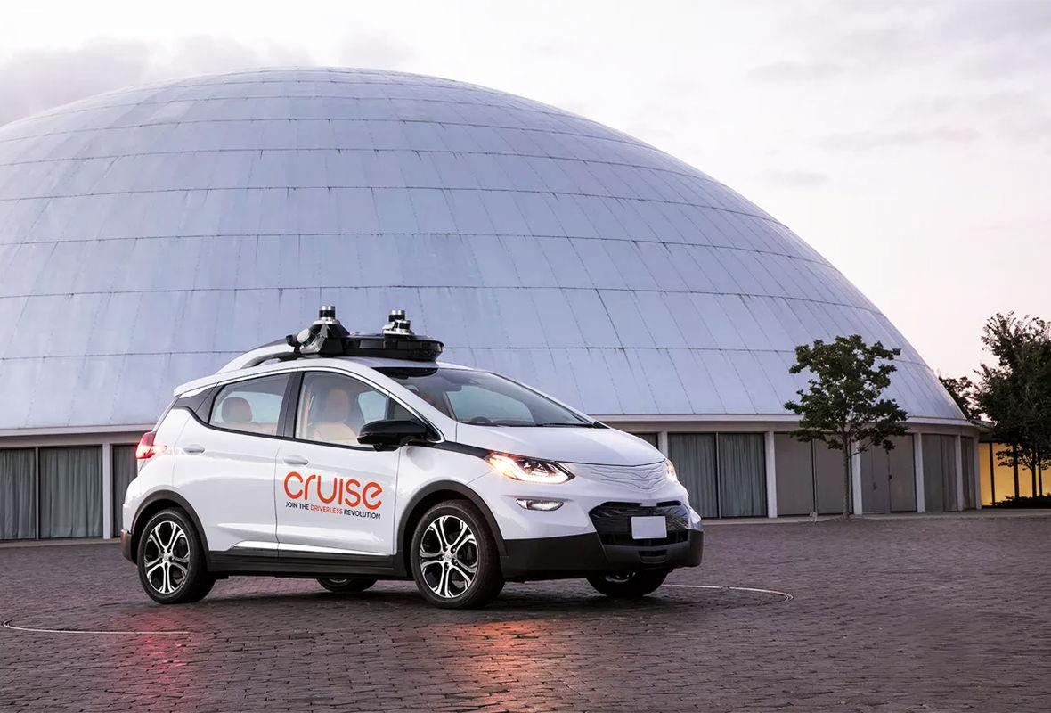 General Motors готується до серійного випуску безпілотних авто