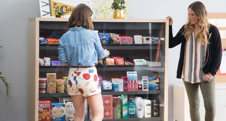 Автоматизовані кіоски Bodega можуть замінити магазини