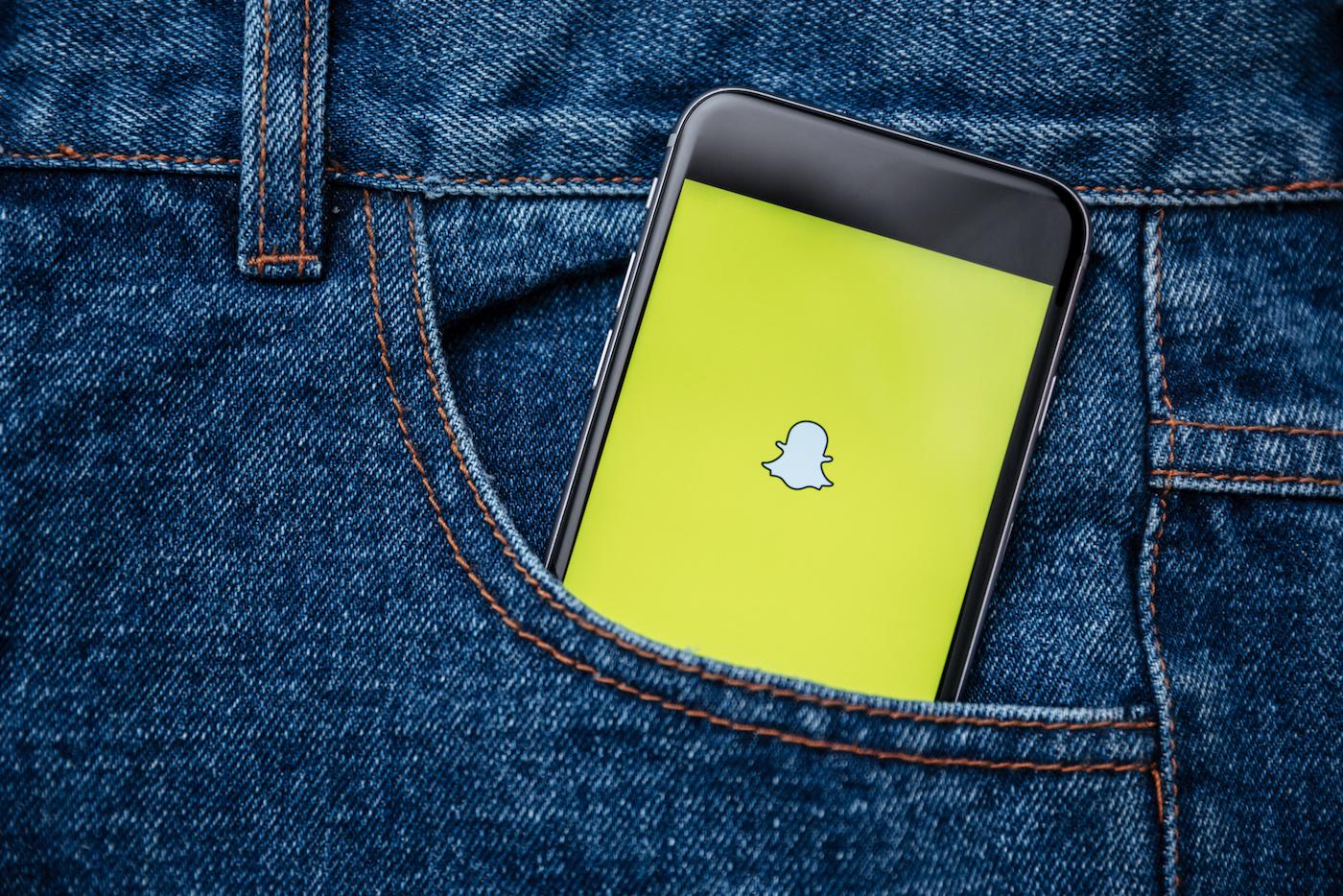 Snapchat тестує доповнену реальність для брендів