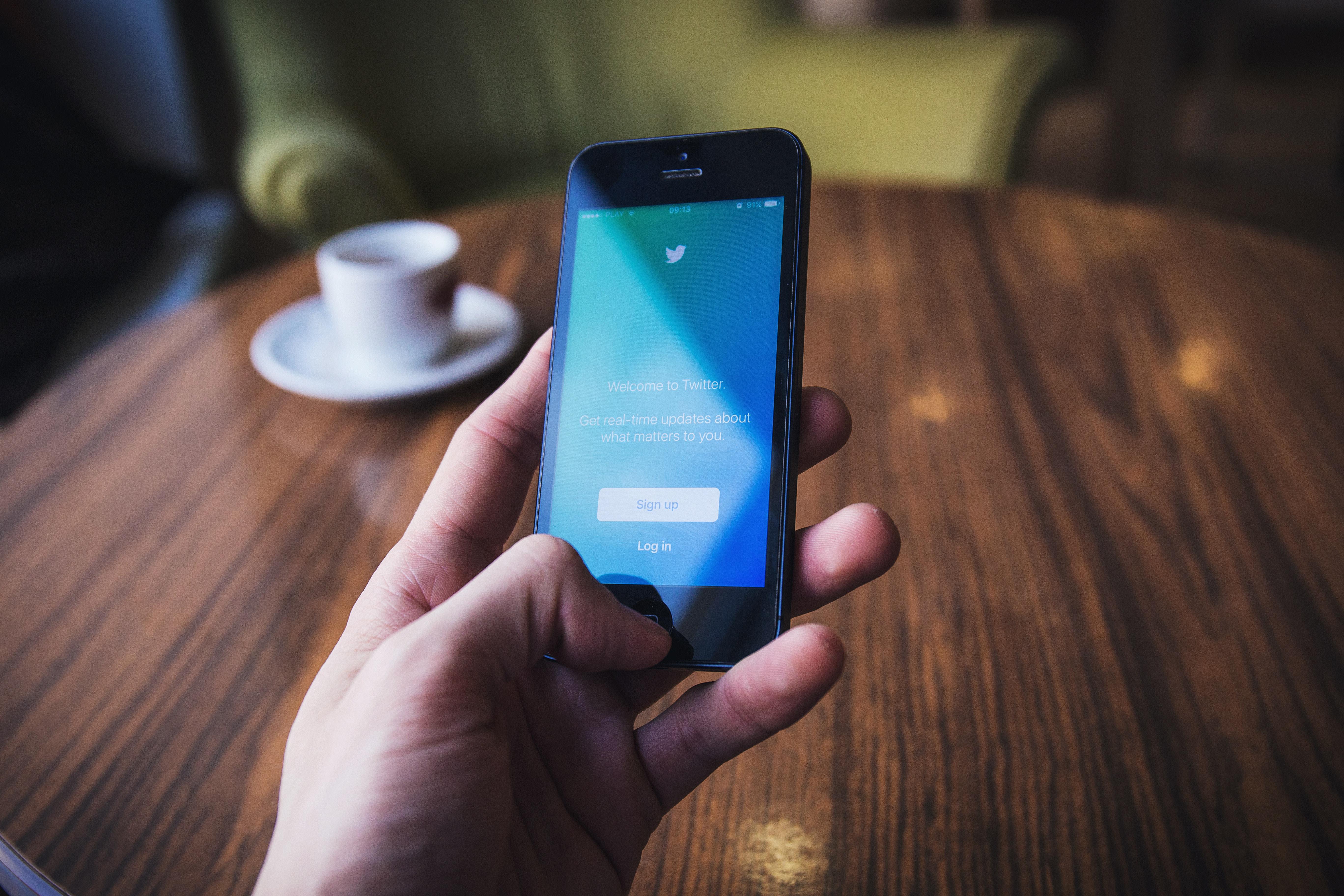 U Twitter možna bude organizovuvaty «tvitterštormy» čerez mobiľnyj dodatok