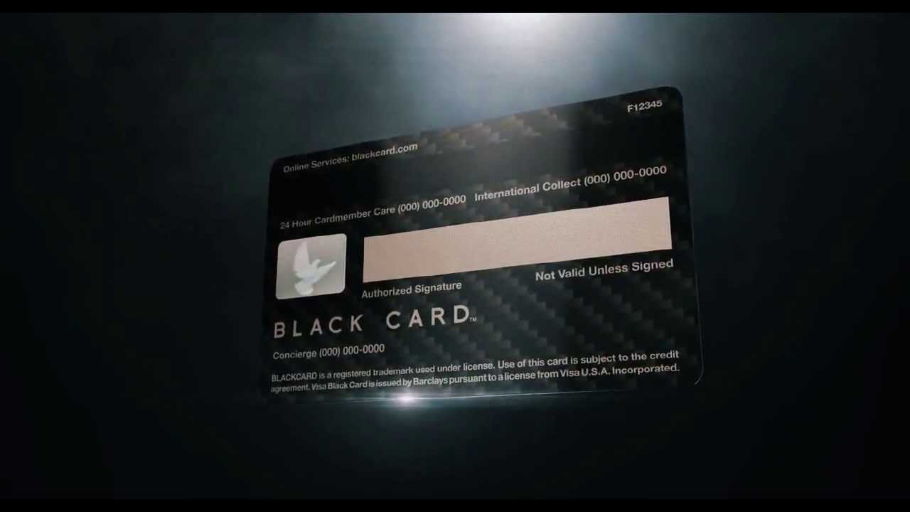 Mastercard i PryvatBank prezentuvaly Black Card
