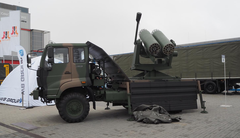 Представлено нову українсько-польську ракетну систему