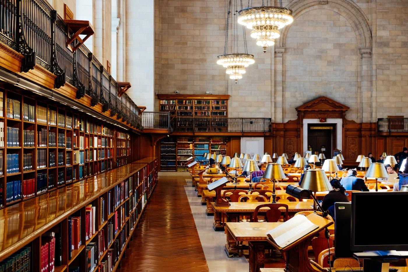 Amerykanśki biblioteky «včytymuť» blockchain