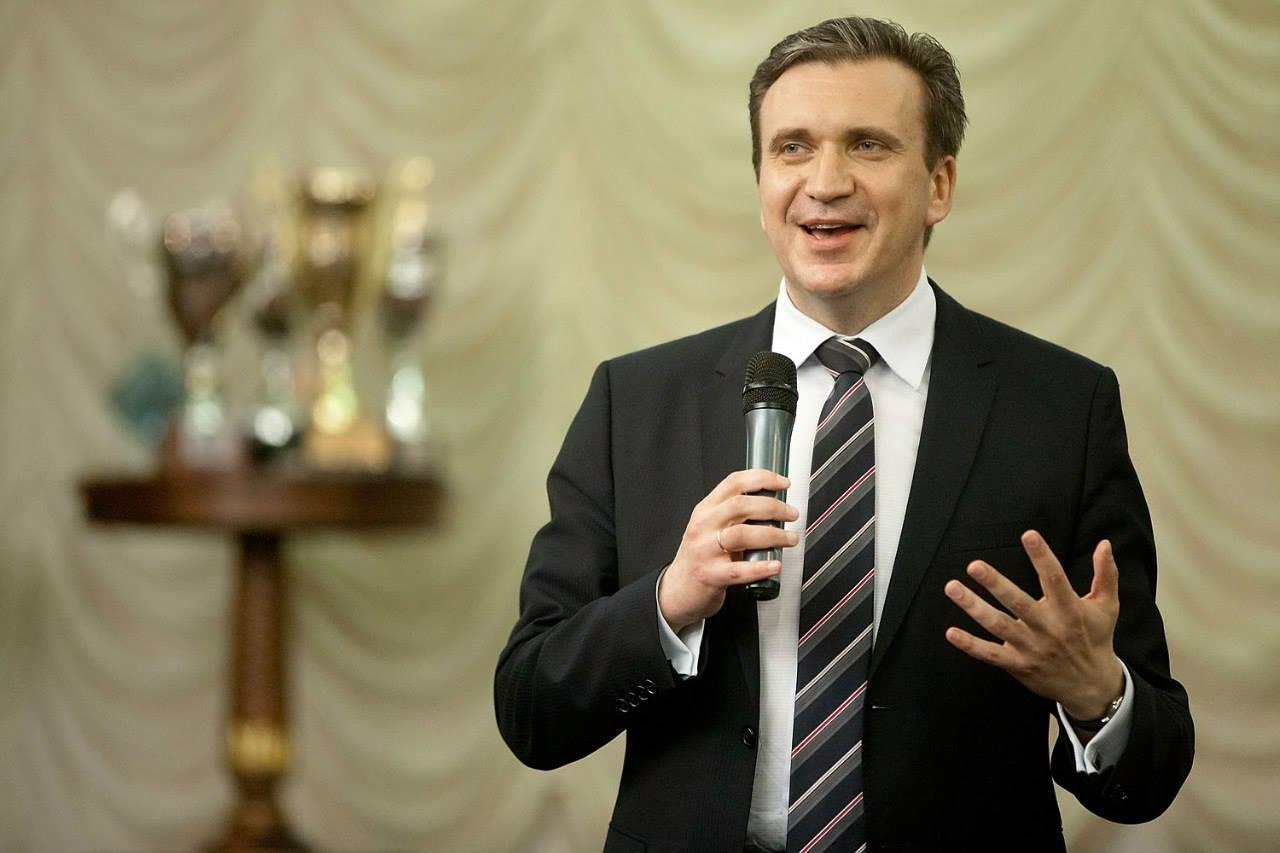 Павло Шеремета: «Раджу підібрати в команду тигрів, а не котиків»