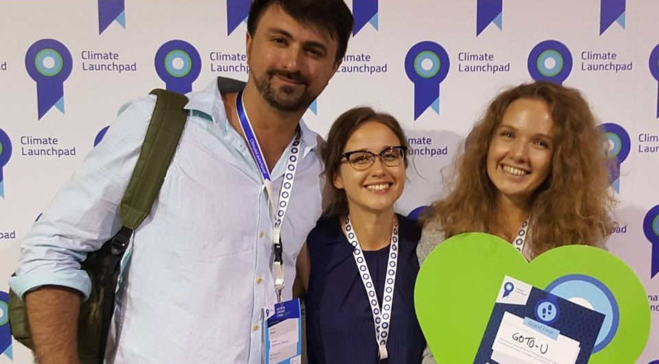 Українці з Go To-U пройшли до Climate Launchpad