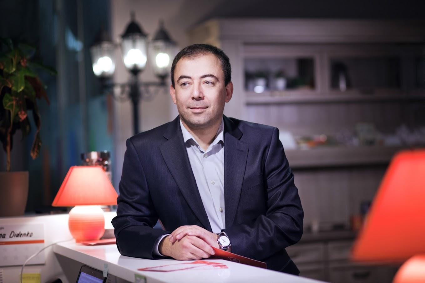 Igor Bjeda, kerujučyj dyrektor GlobalLogic v Ukraїni