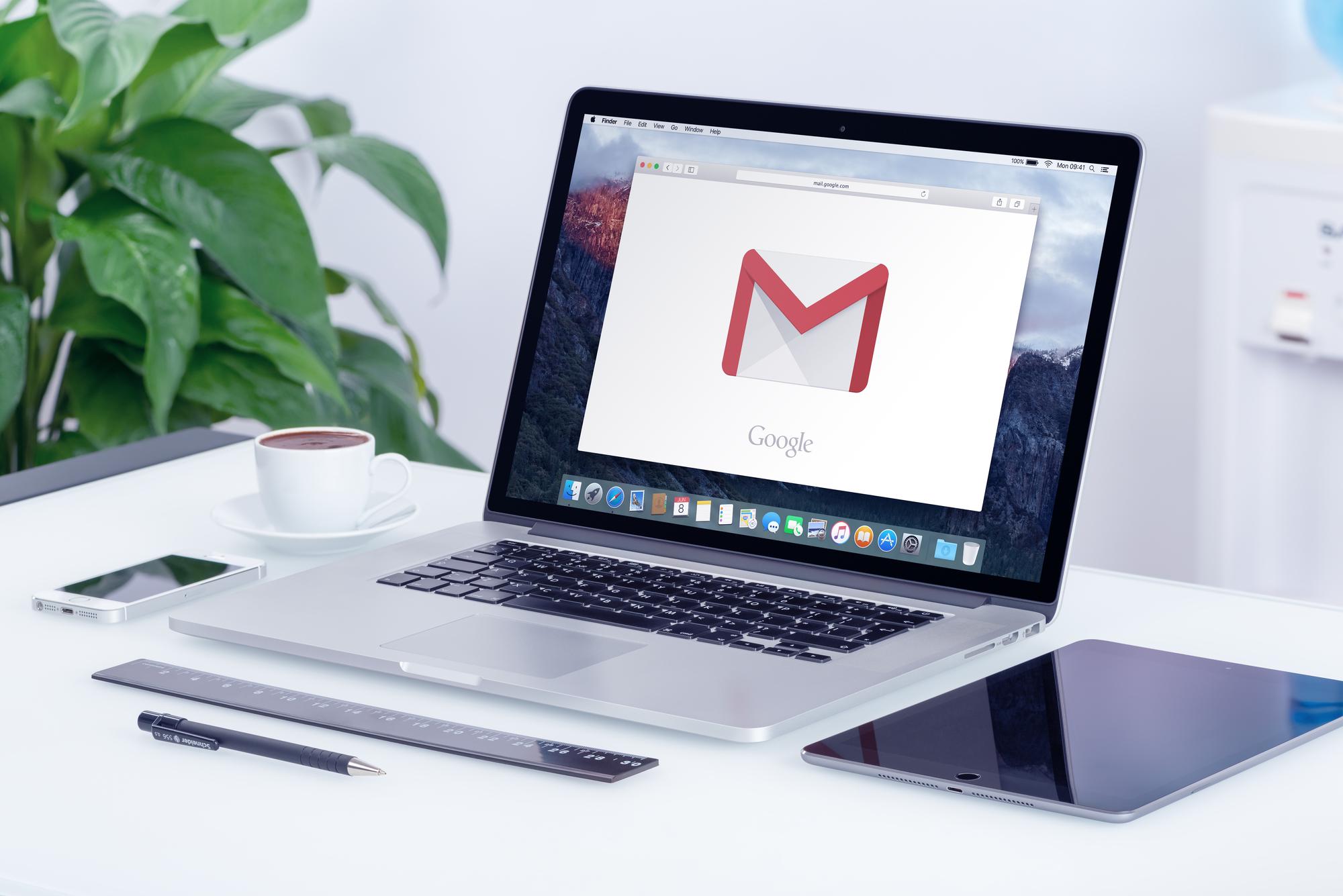 Google дозволив використання додатків всередині Gmail