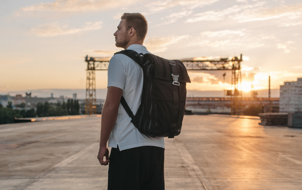 Український рюкзак HURU залучив $52 тис на Kickstarter