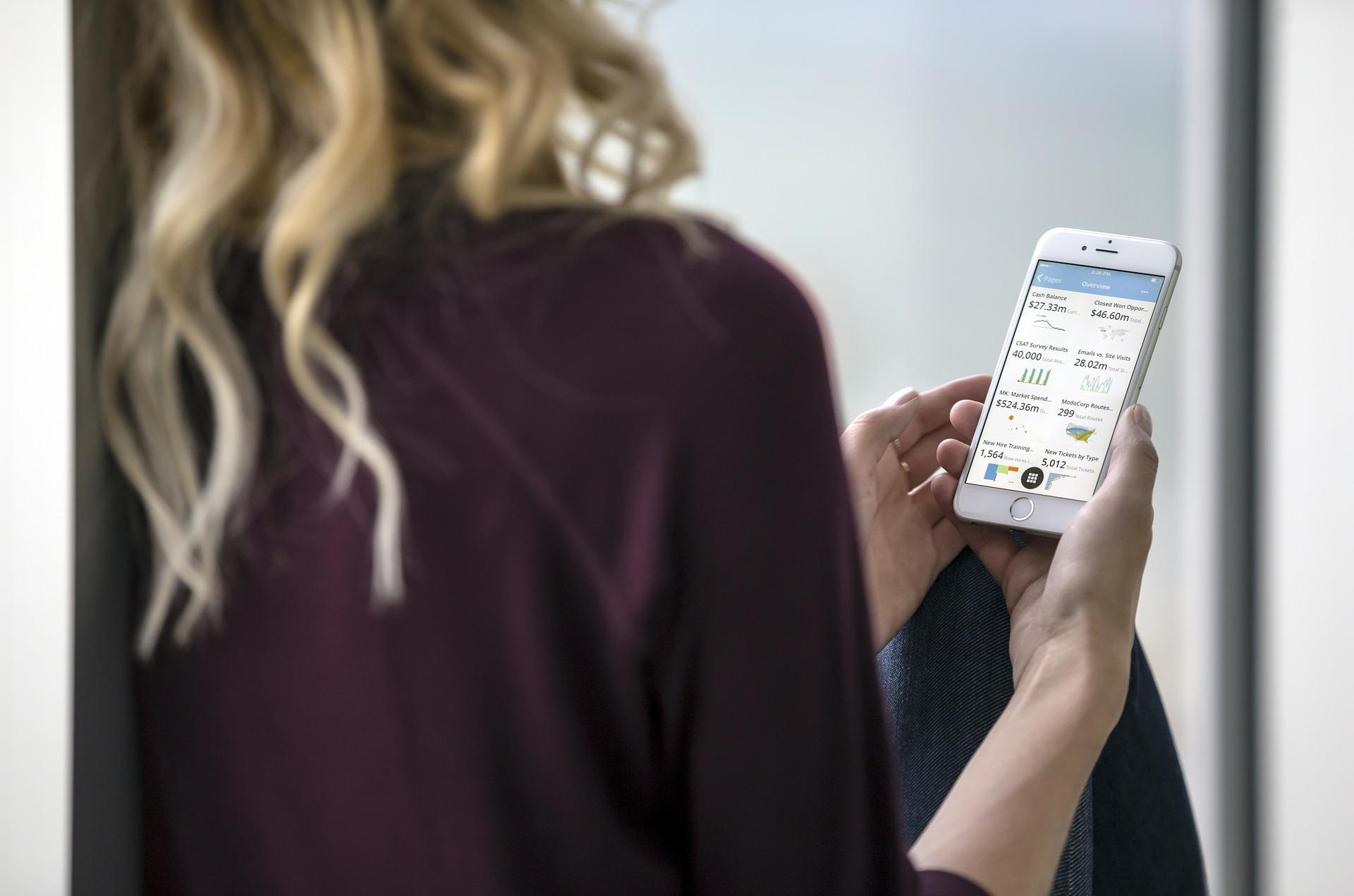 Рекламу в мобільних додатках придбали на $45,3 млрд