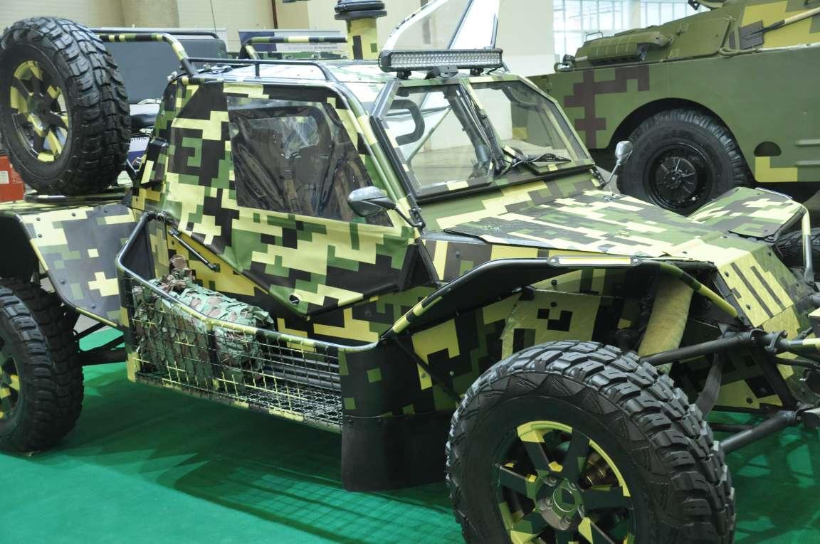 U Kyjevi vidkrylasja mižnarodna vystavka zbroї