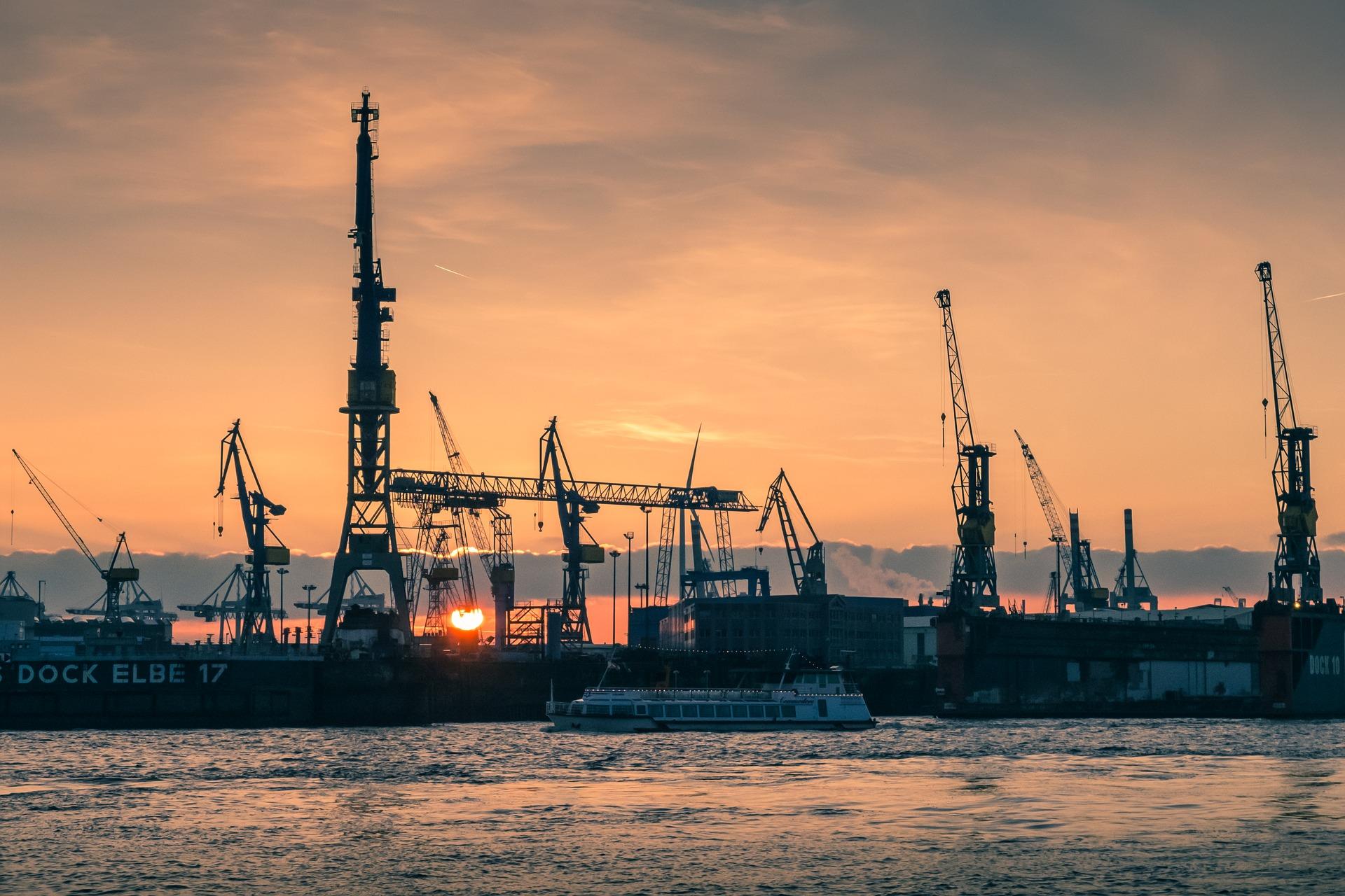 Порт в Україні встановив рекорд за 25 років роботи