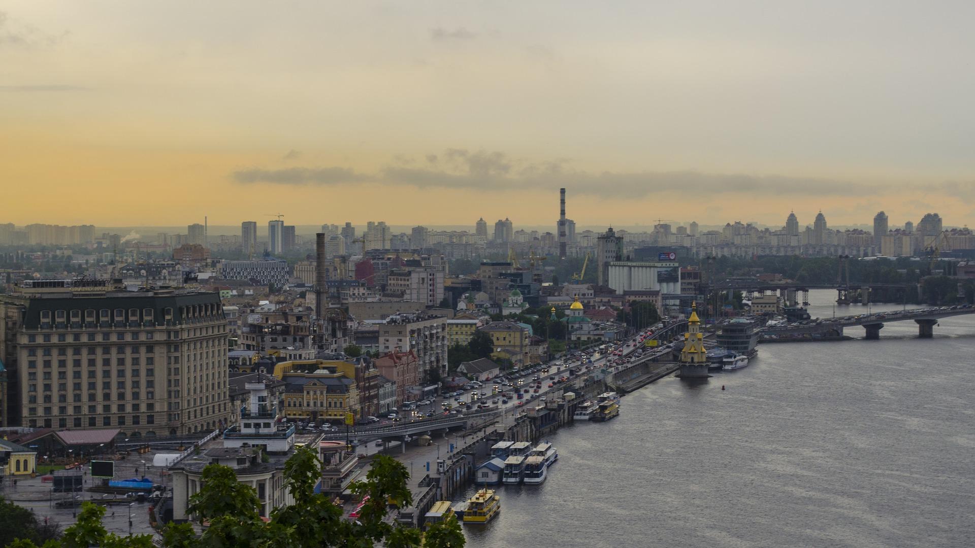 Жителі Києва зможуть відслідковувати показники біосфери