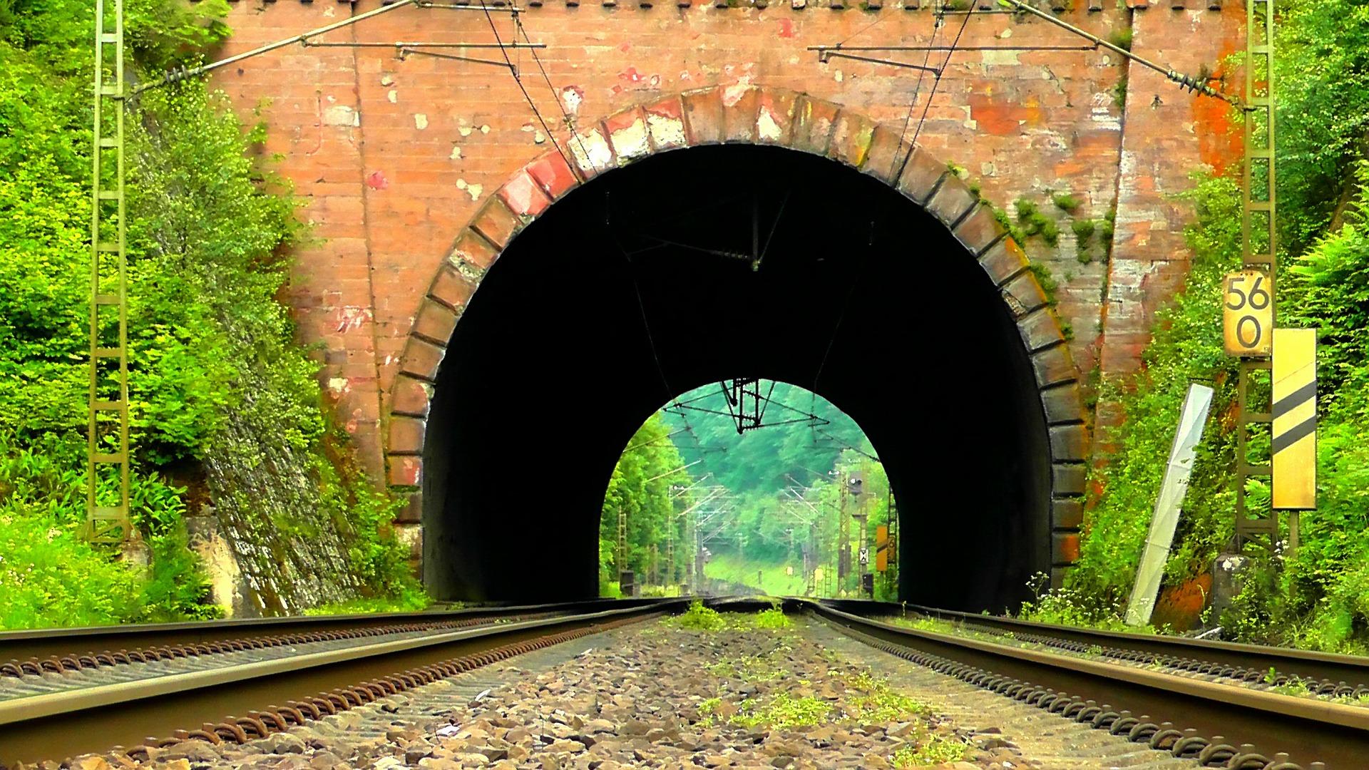 Budivnyctvo Beskydśkogo tunelju zaveršene
