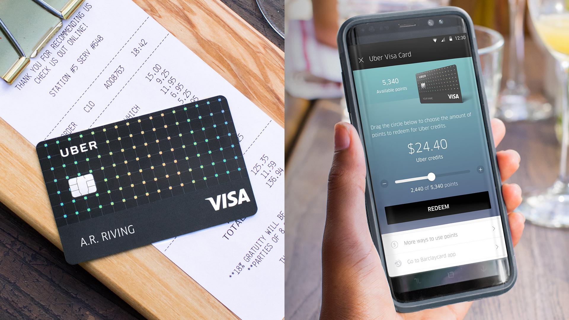 Uber ogolosyv pro zapusk vlasnyh kredytnyh kart