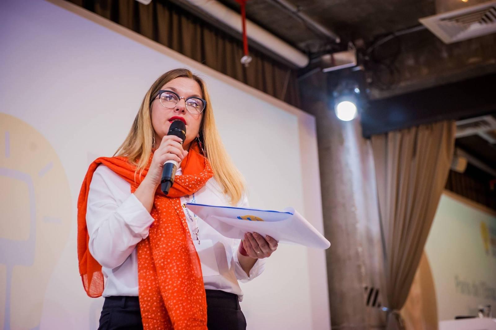 Альона Калібаба, CEO «Часопис» — про соціальне підприємництво в Україні та світі
