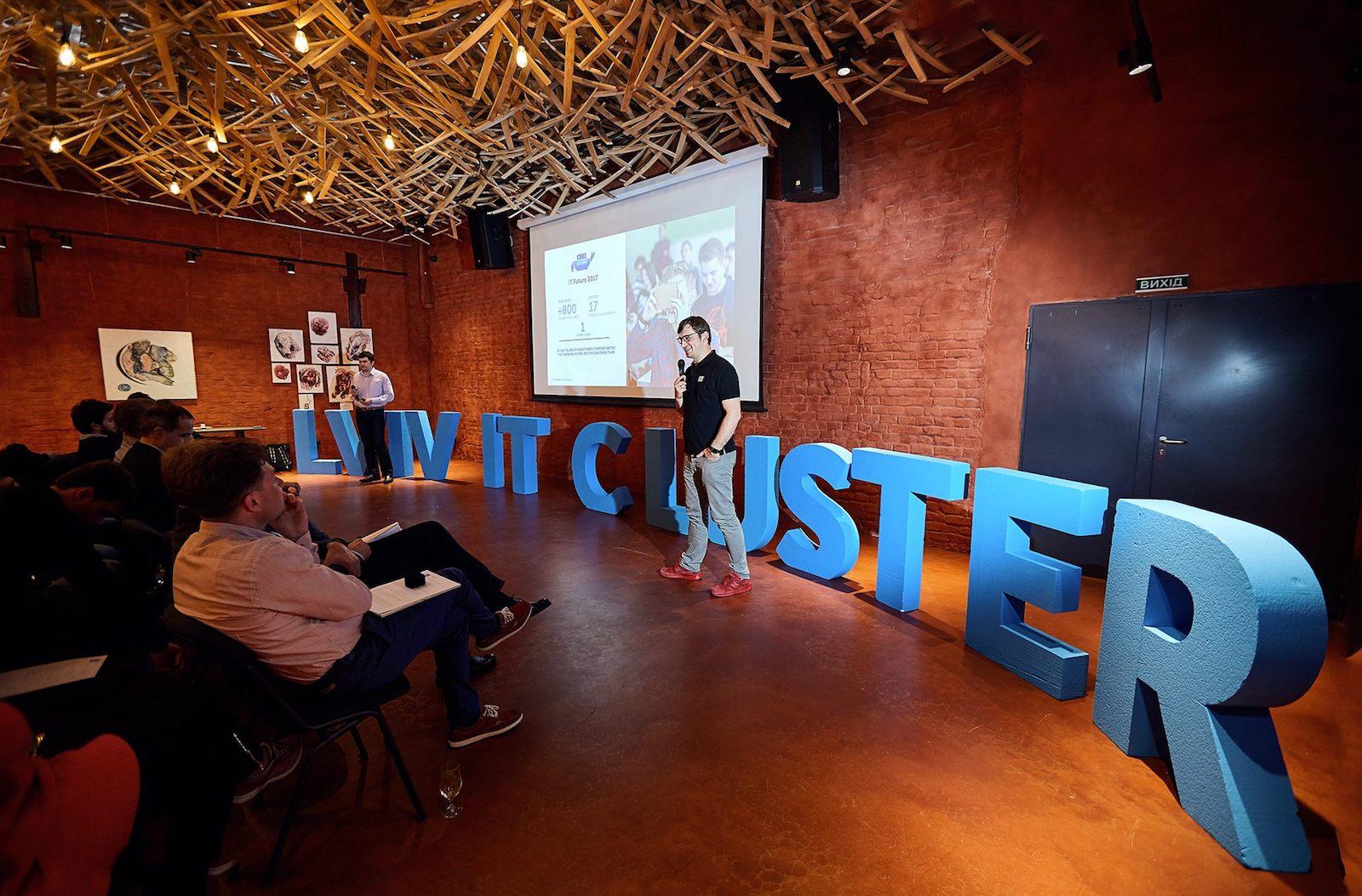 Stepan Veselovśkyj, CEO Lviv IT Cluster: «Biľšisť problem u našij kraїni — čerez brak komunikaciї»