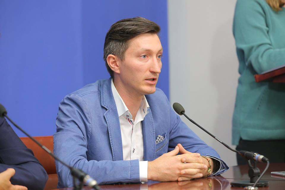 Jurij Bugaj, eHealth: «Cja systema potribna usim gromadjanam»