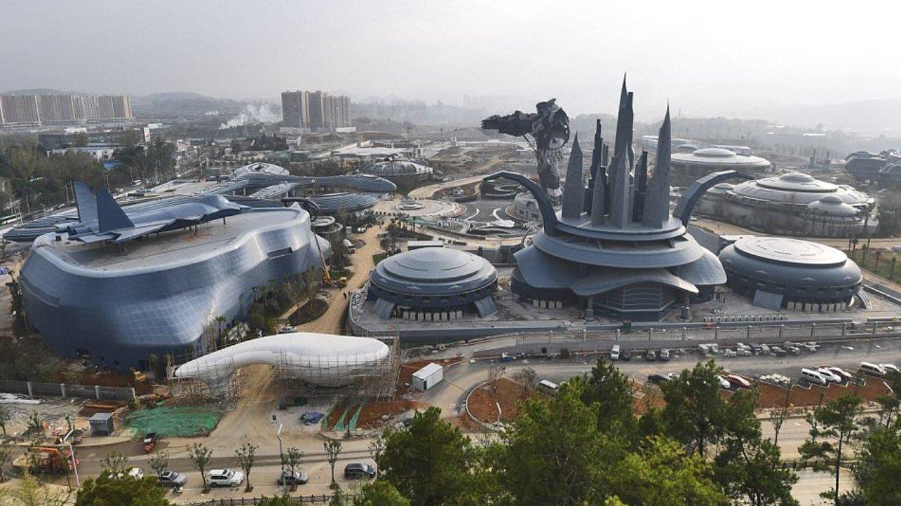 В грудні відкриється єдиний в світі віртуальний парк розваг