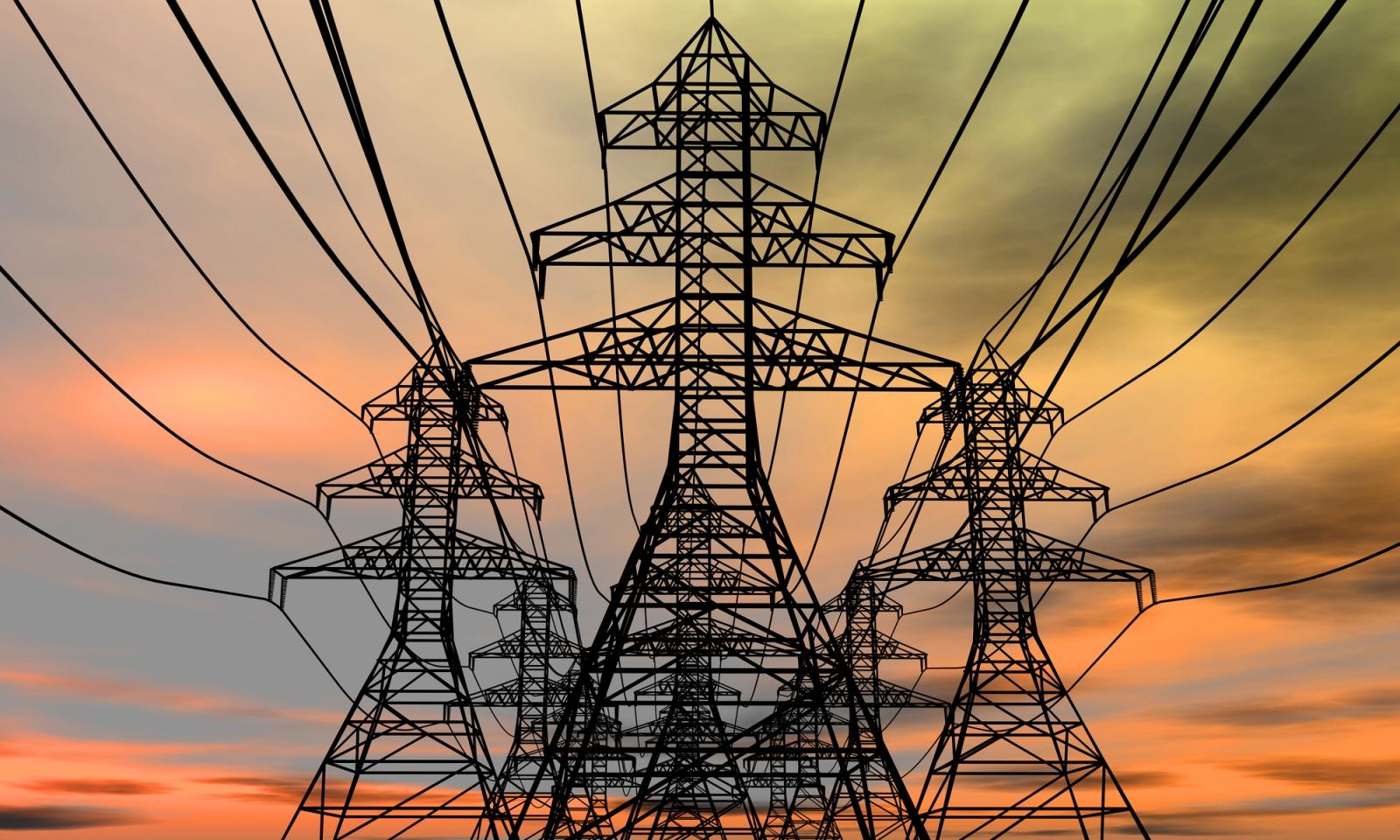 В Україні зросло виробництво електроенергії