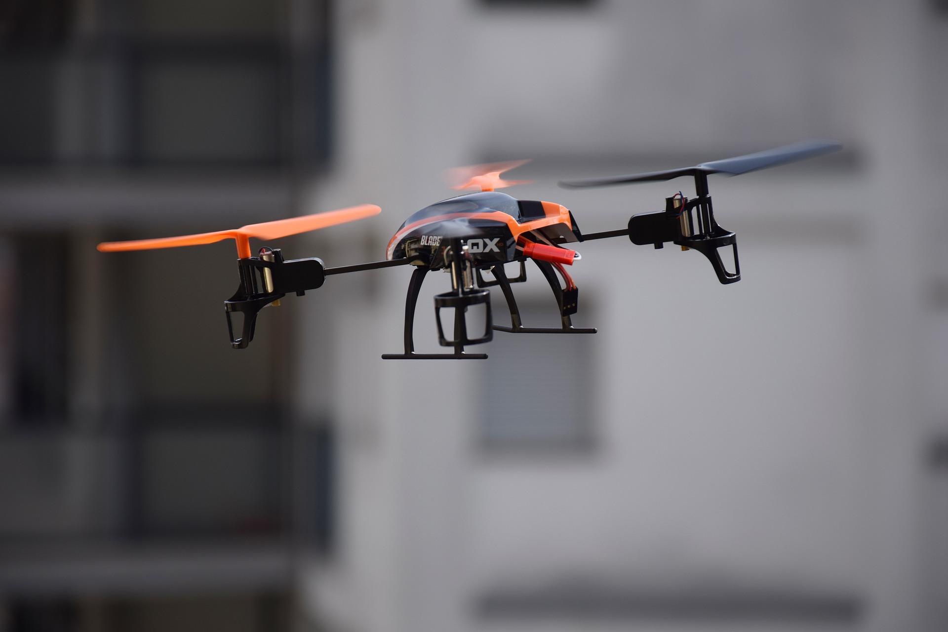 В Києві дрони слідкуватимуть за громадським порядком