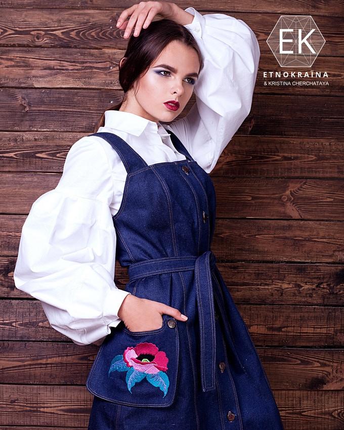 Na Kickstarter z'javylysja vyšyvani sukni vid ETNOKRAÏNA, do kincja kampaniї — lyše 6 dniv