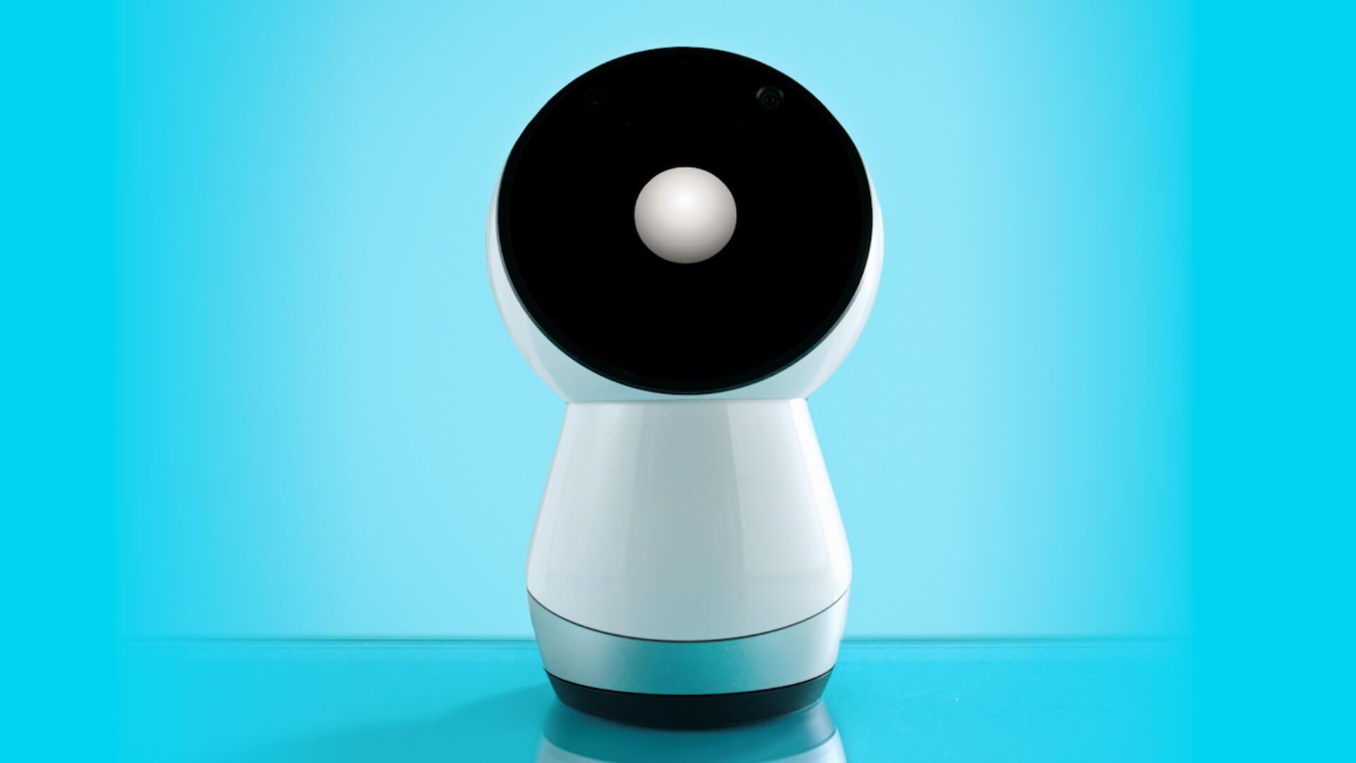 Robot Jibo vid ukraїnśkyh rozrobnykiv — na obkladynci TIME