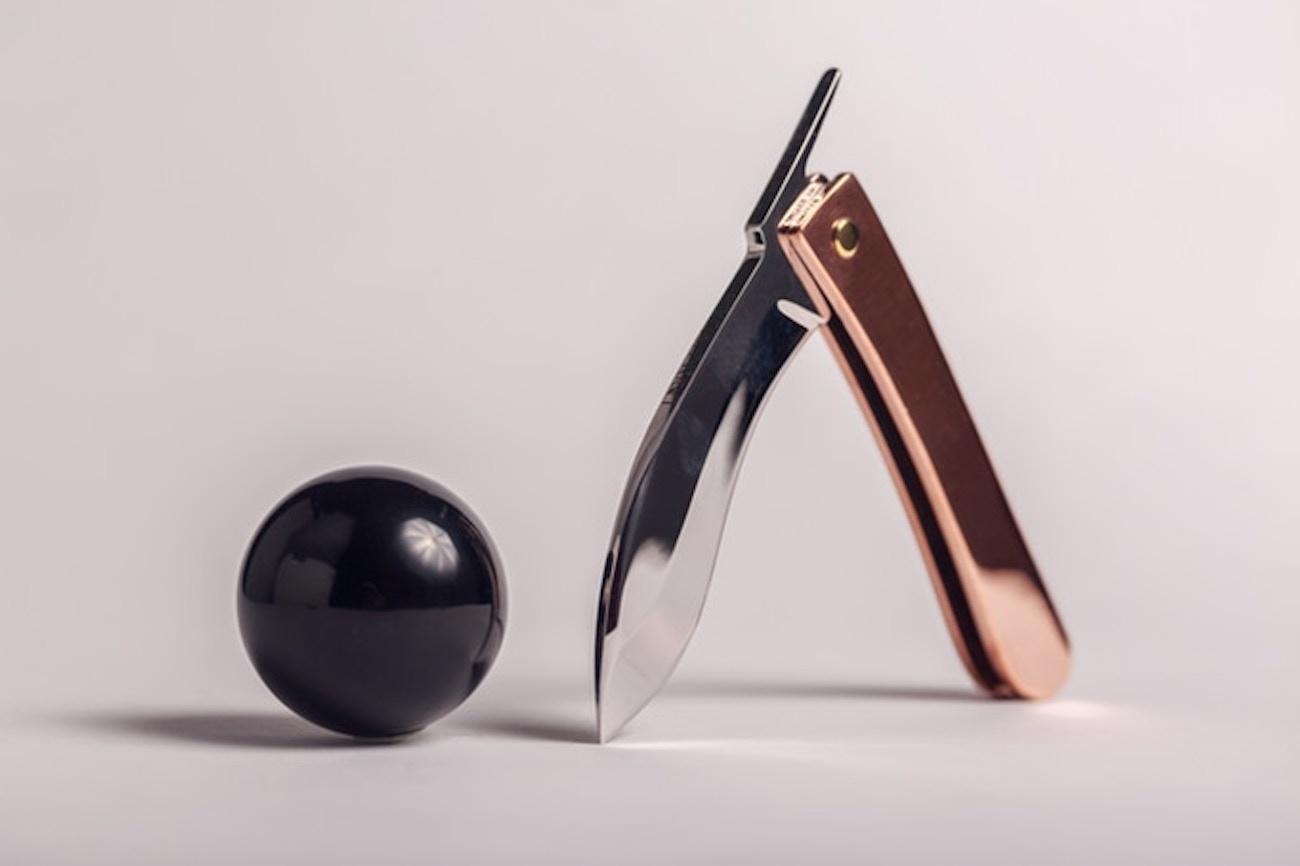 Українець запустив на Kickstarter унікальні ножі ручної роботи