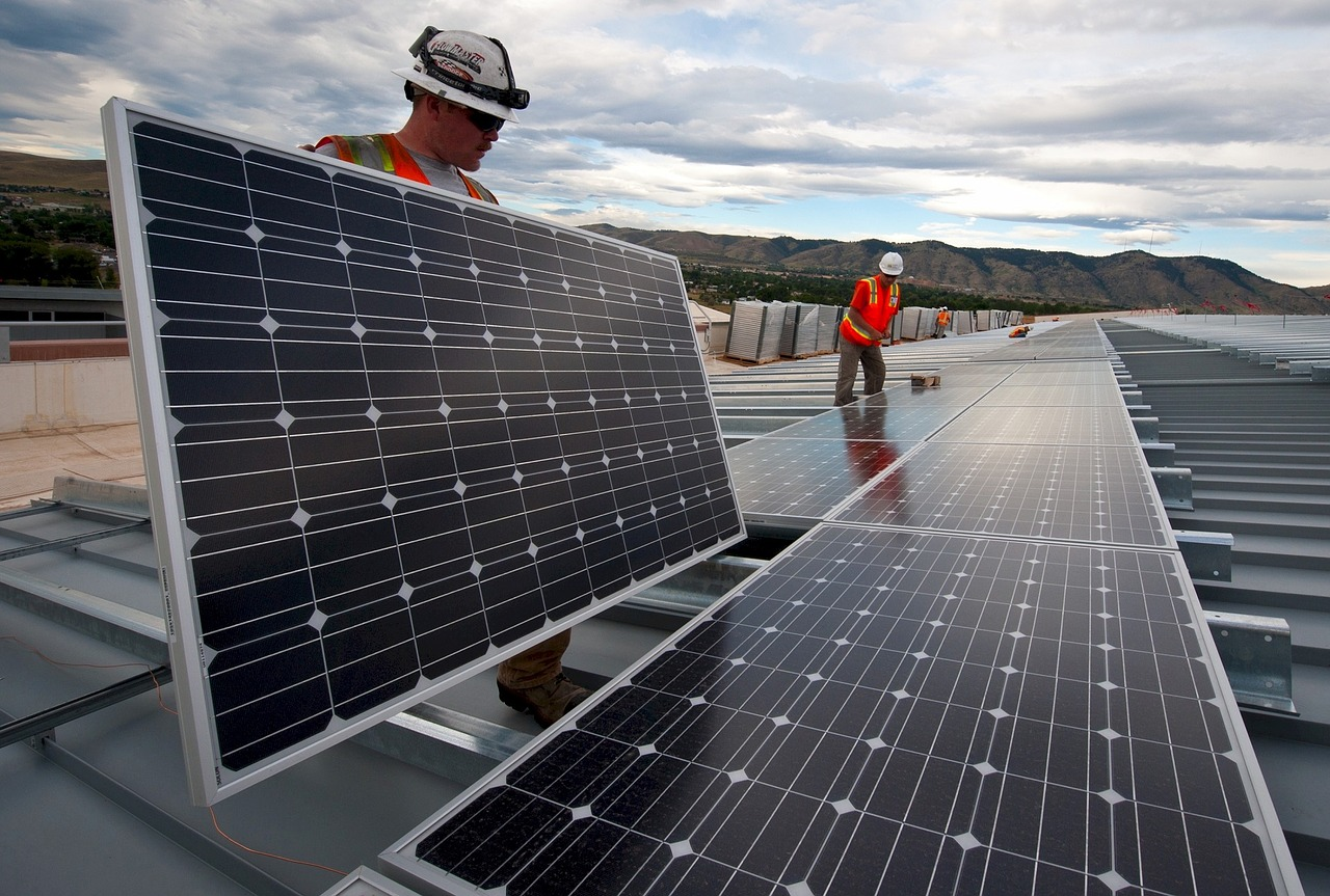 На Полтавщині корейці побудують сонячну електростанцію