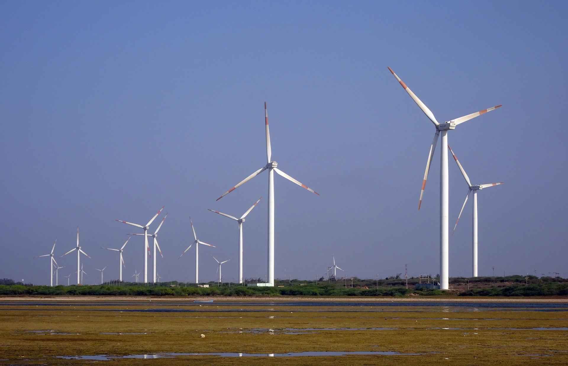 Херсонщина запустила 12 нових вітрогенераторів