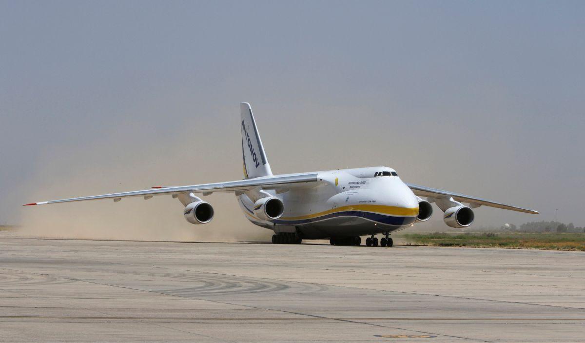 Ukraїnśki litaky «Antonov» buduť perevozyty jevropejśki suputnyky