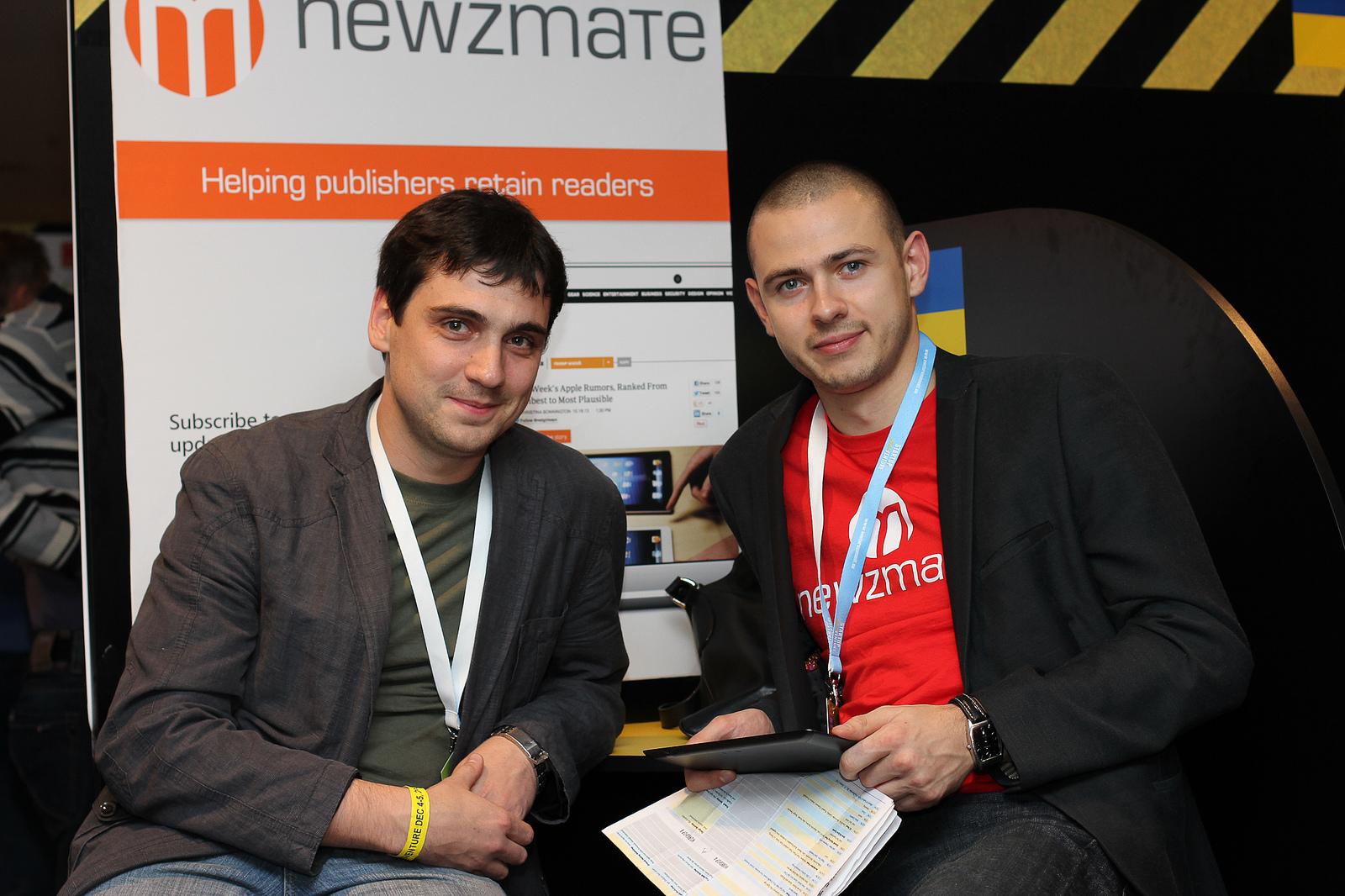 Дмитро (ліворуч) та Олексій (праворуч)