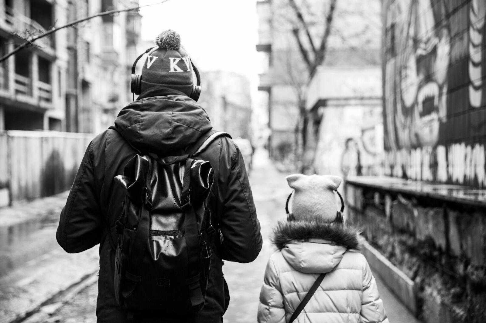 «Прогулянка з батьком» — український DJ запустив серію аудіоекскурсій Києвом