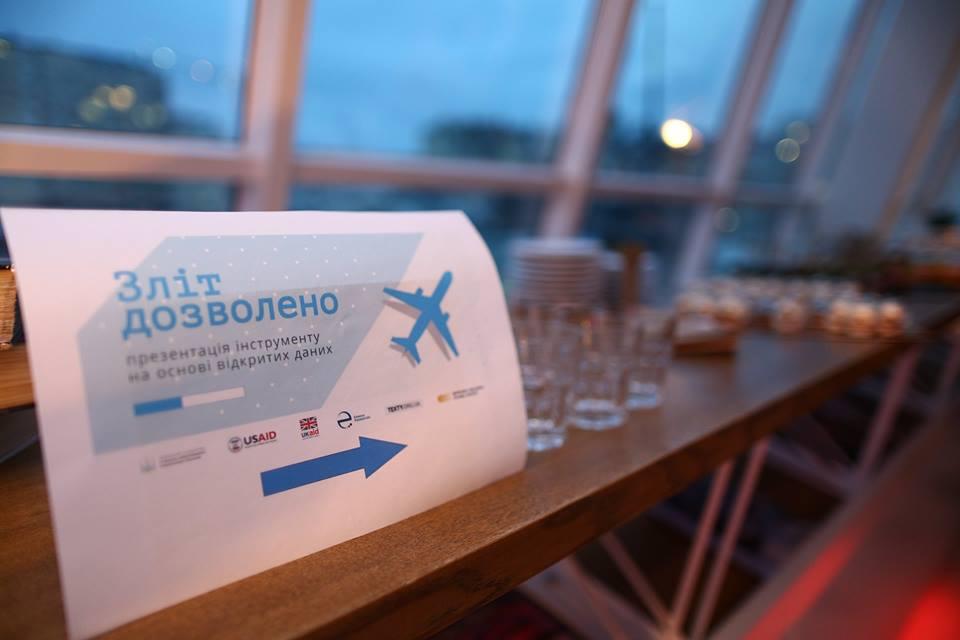 «Зліт дозволено»: в Україні запустили новий авіаційний онлайн-сервіс