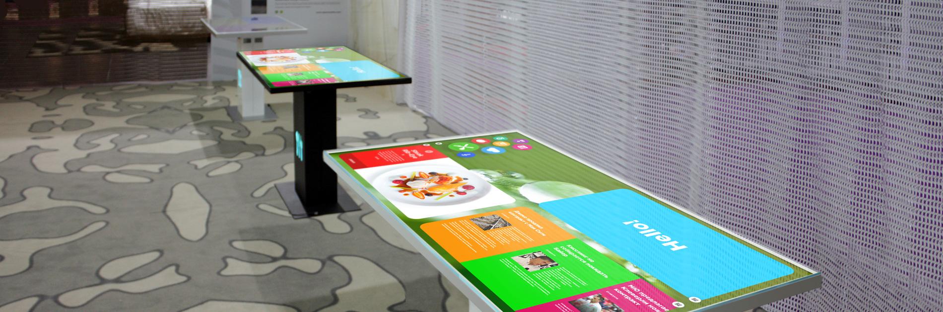 Як українські інтерактивні столи підкорили Microsoft