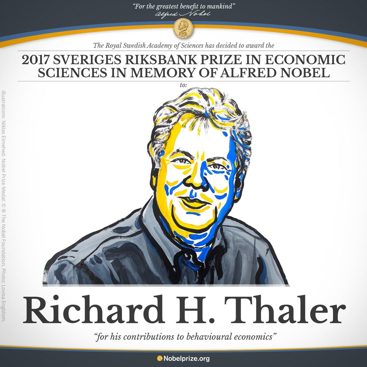 Кому й за що дали Нобелівську премію 2017 року