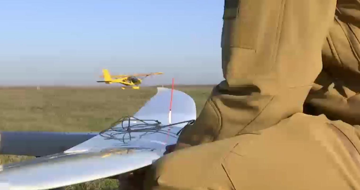 Створено безпілотник, який «не бачать» тепловізори