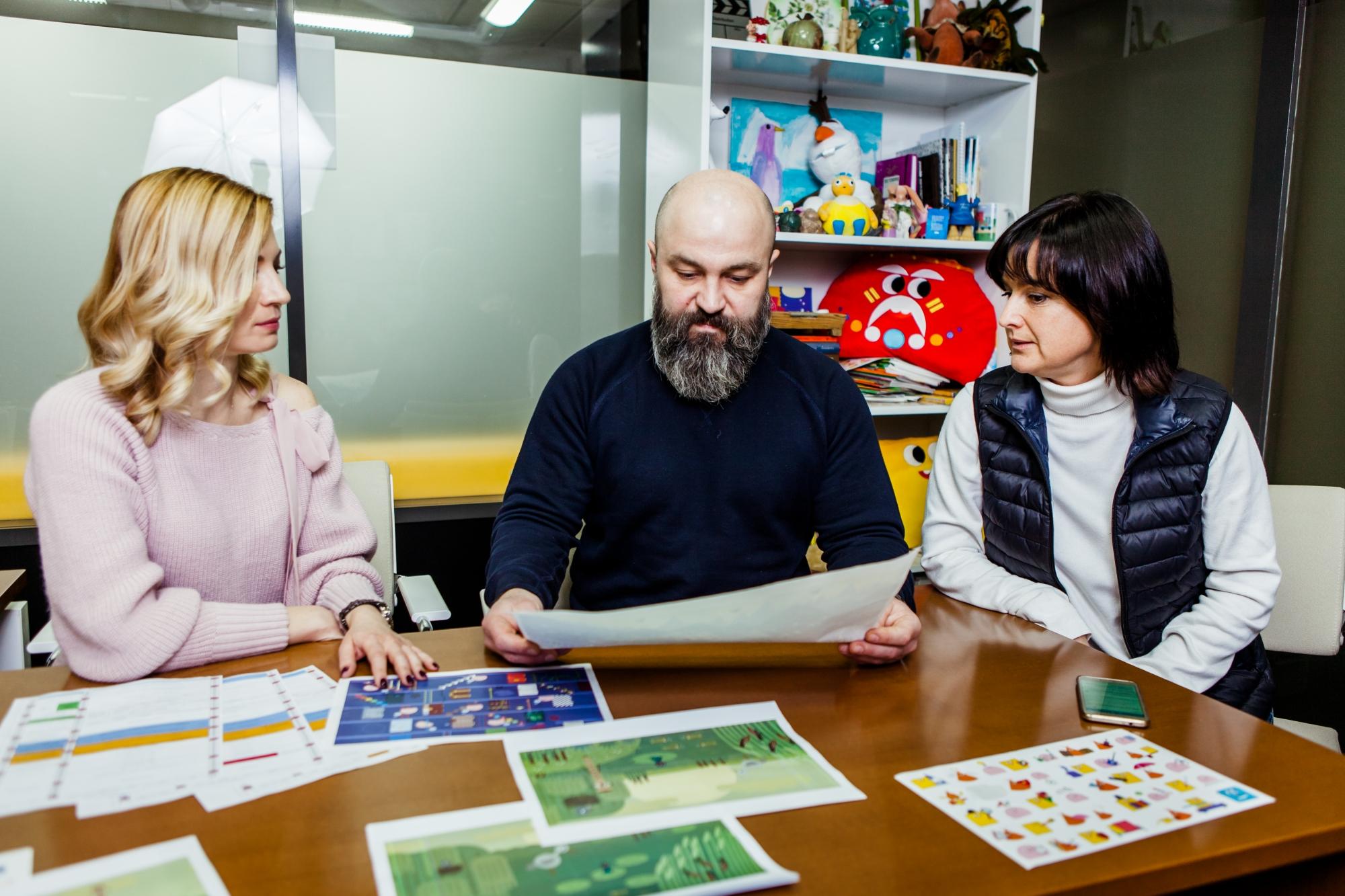 Команда ПЛЮСПЛЮС: «Добираємо світовий контент, який відповідає українським цінностям»