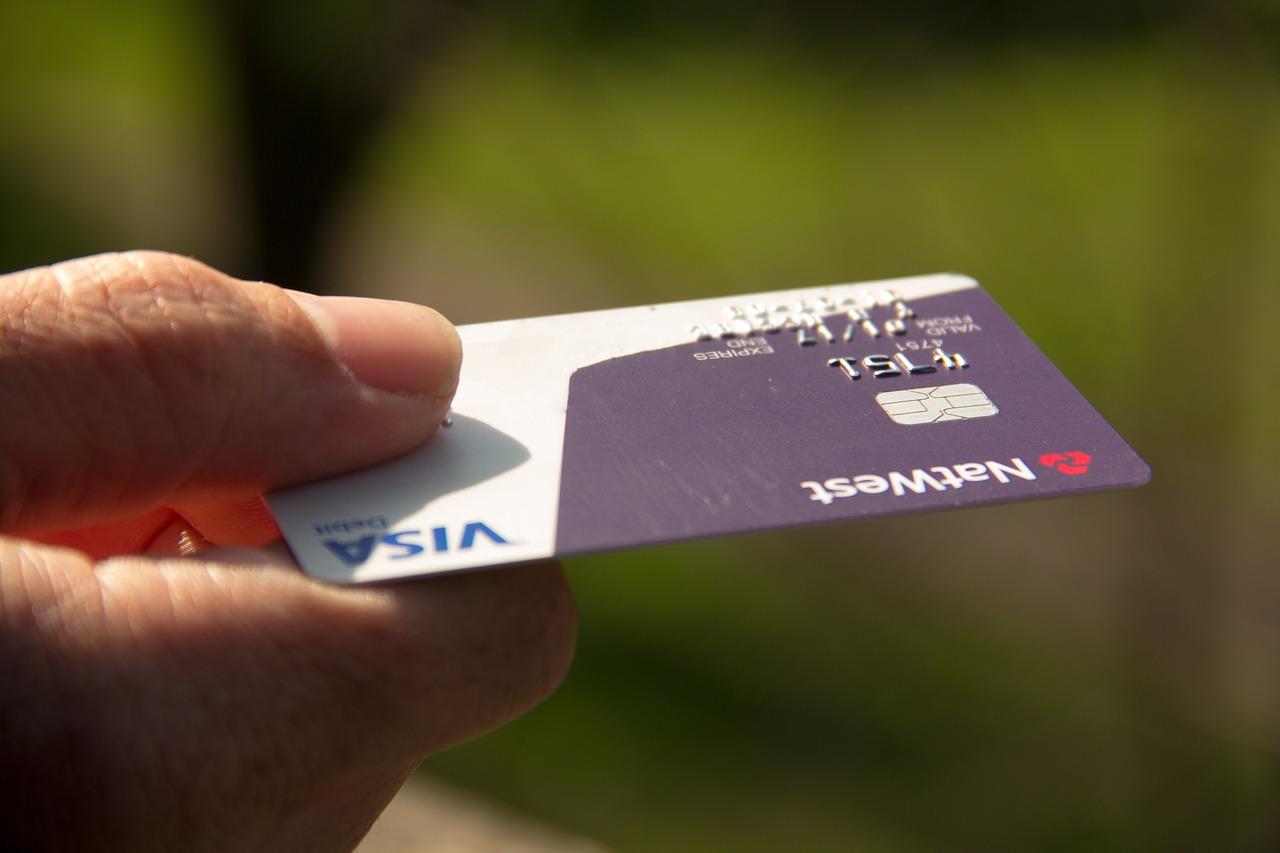 Карткам Visa додадуть сенсорних елементів