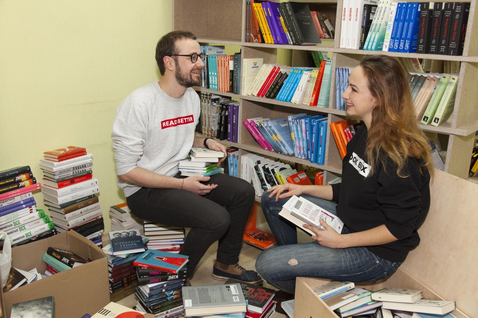 Команда Book Box: «Розповідаємо про читання без снобізму, зберігаючи експертність»