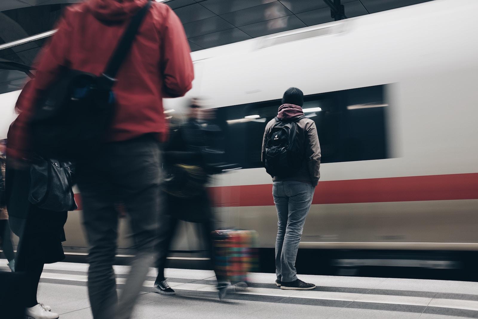 Pasažyropotik z Ukraїny do JeS vperše perevyščyv pokaznyky do RF — dani «Ukrzaliznyci»