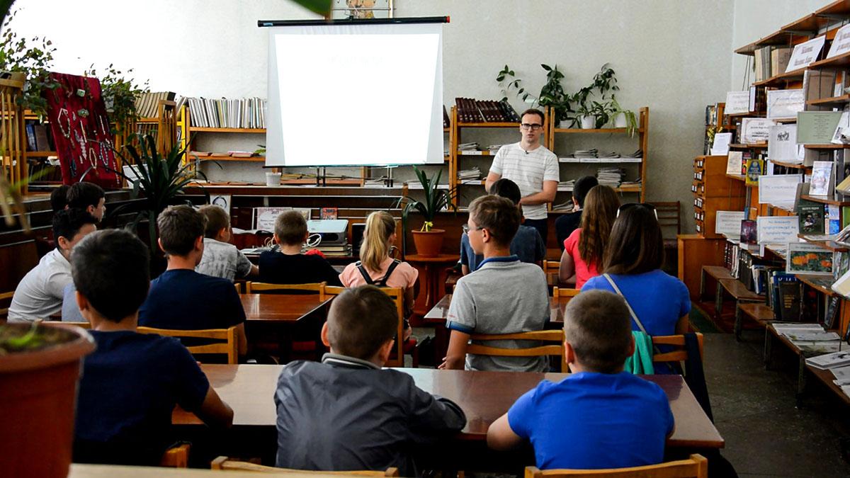 Андрій Насадчук, Smart-місто: «Наше завдання — дати можливості самореалізації в Україні»